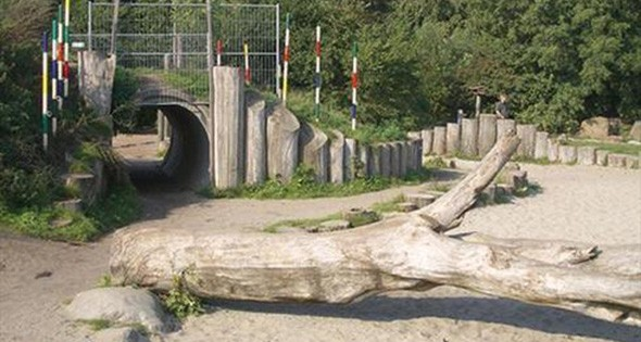 Valbyparken naturlegeplads