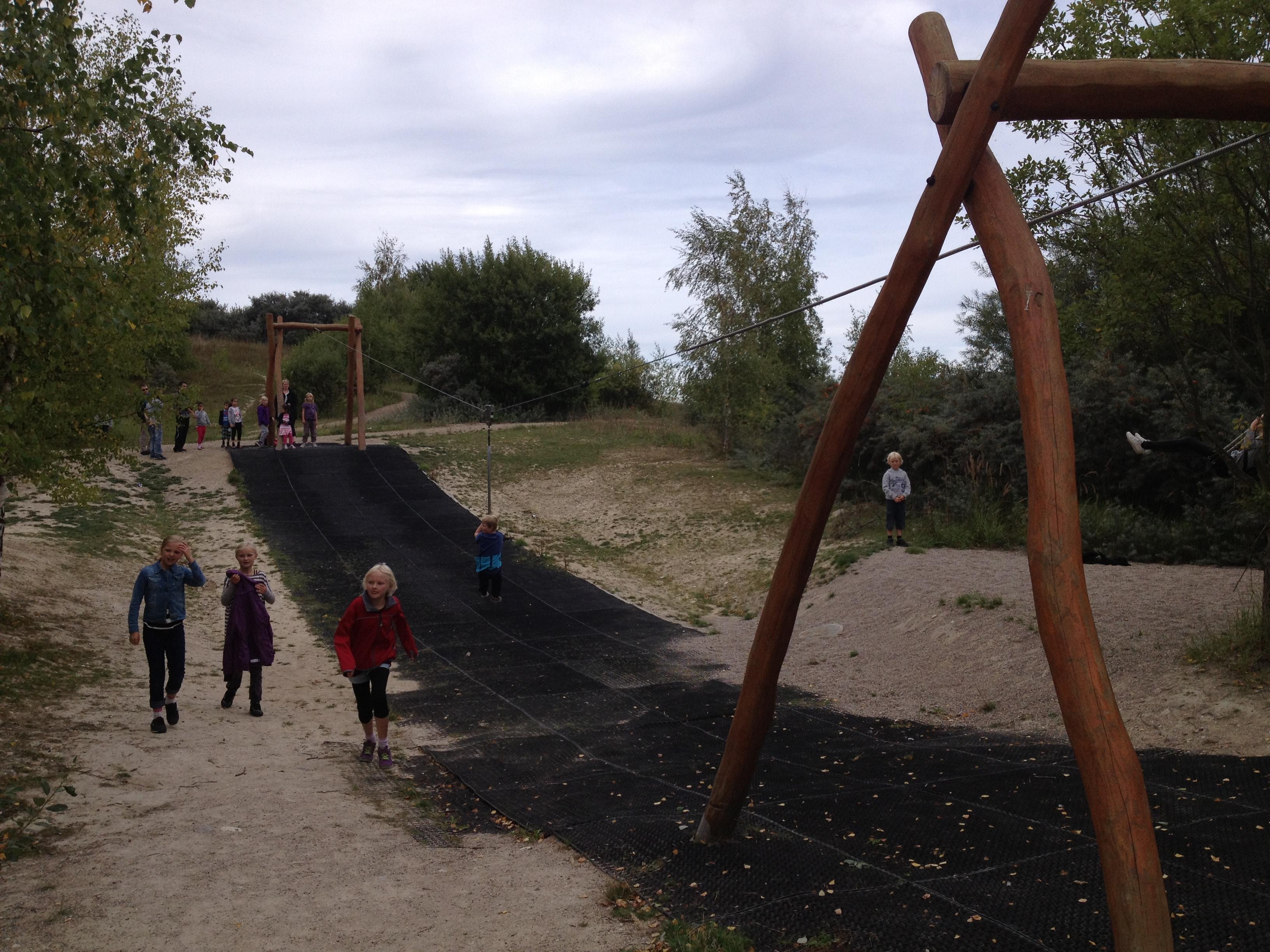 Hedelands Naturlegeplads Naturlegeplads I 4000 Roskilde Sjælland