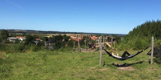 Naturpark i Ølsted Grusgrav